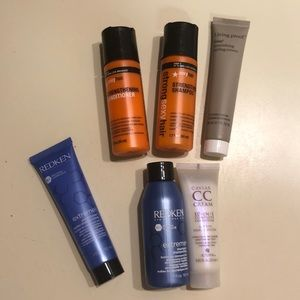 redken Makeup - Hair Product Samples